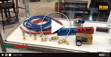 Milacron exhibe equipos para enfriamiento de moldes en Expo Meximold 2019