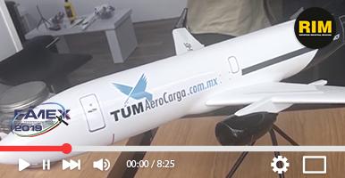 QTA, mantenimiento a aeronaves, en FAMEX 2019