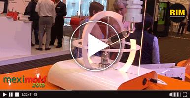 Renishaw, fabricante de equipo para metrología, presente en Expo Meximold 2019